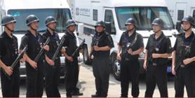 哪些是保安门卫职责区应坚持的准则?