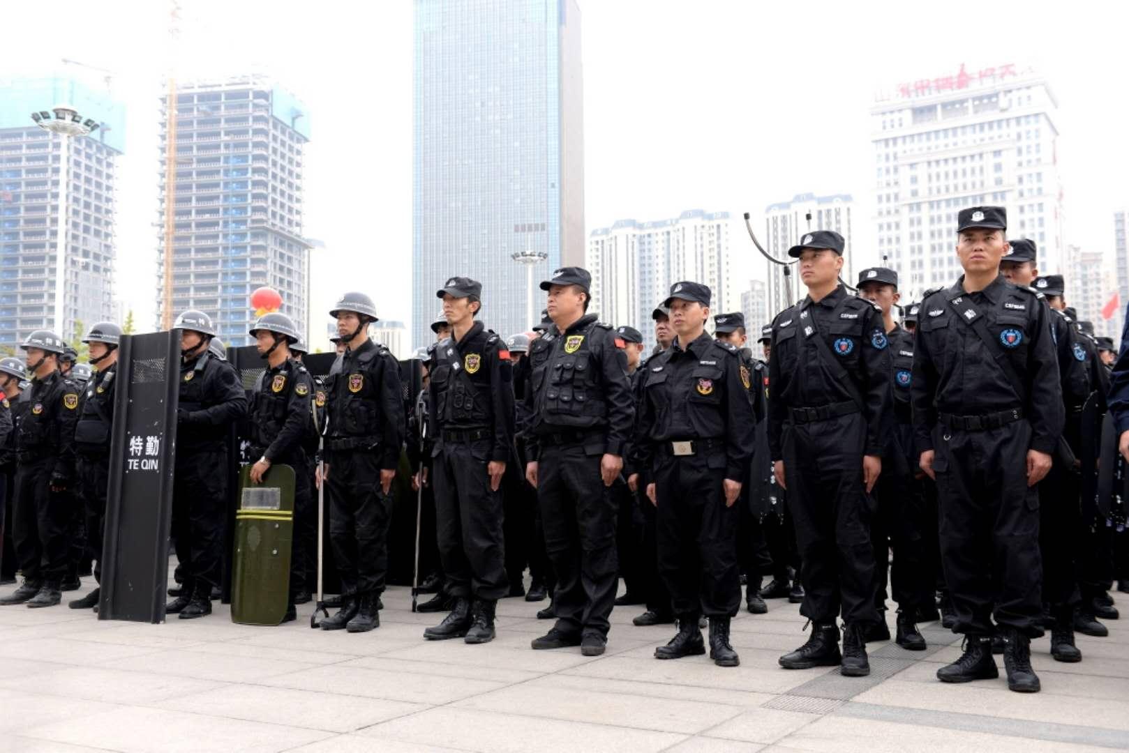 新疆保安公司加盟